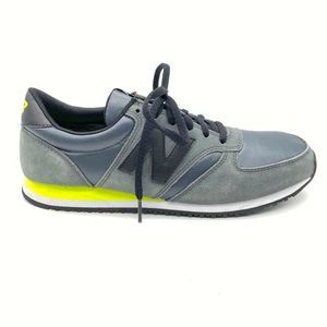 New Balance 420 Mens Running Shoes Gray Lace 9